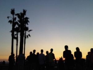 venice sun set skater (300x225)